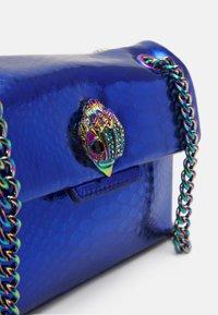 Kurt Geiger London - MINI KENSINGTON BAG - Across body bag - blue - 1