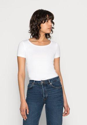 SADIE - Basic T-shirt - white