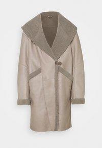 VSP - CURLY ANCHOR - Klasyczny płaszcz - luna - 0