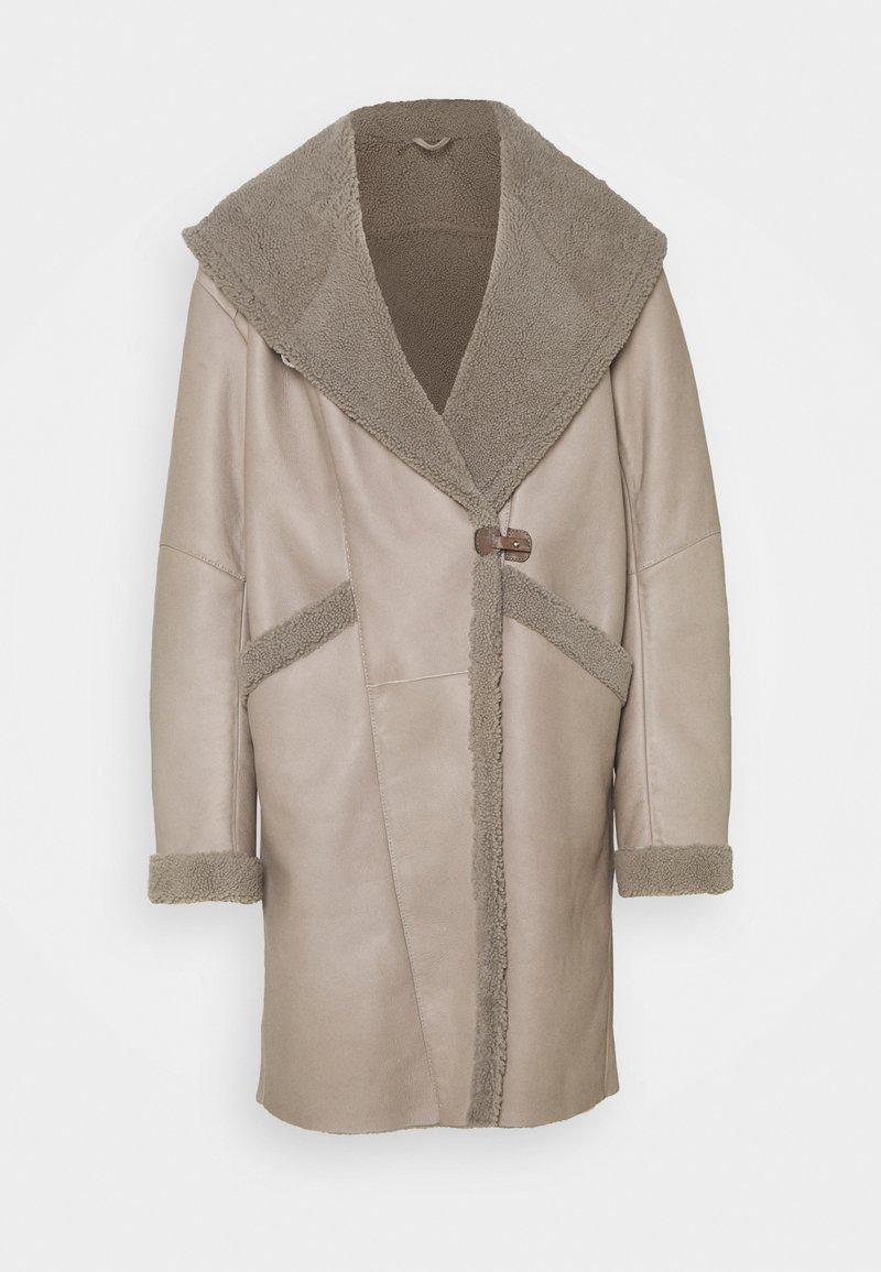 VSP - CURLY ANCHOR - Płaszcz wełniany /Płaszcz klasyczny - luna