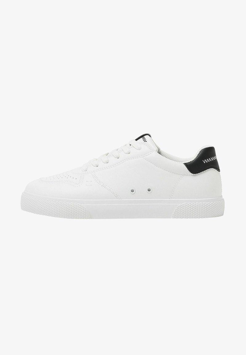 Bershka - Sneakers - white