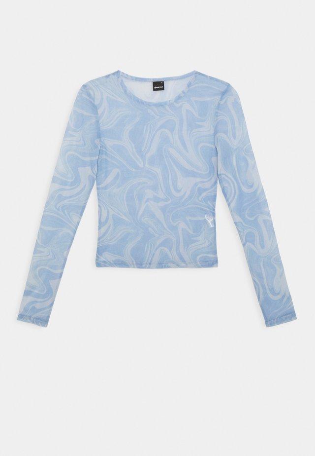LAURA  - T-shirts med print - blue
