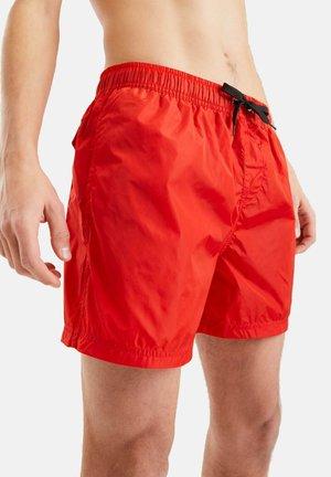 Swimming trunks - rosso hunter