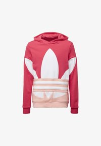 adidas Originals - Large Trefoil - Hoodie - Pink - 1