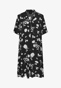 Live Unlimited London - Shirt dress - black - 1
