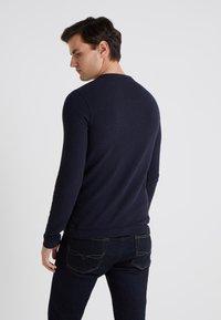 BOSS - TRIX - T-shirt à manches longues - dark blue - 2