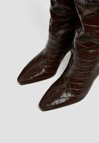 PULL&BEAR - Boots - brown - 2