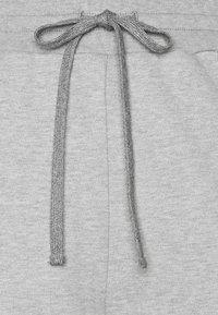 Pinko - ADDAMS PANTALONE - Tracksuit bottoms - grigio pioggerlla - 2
