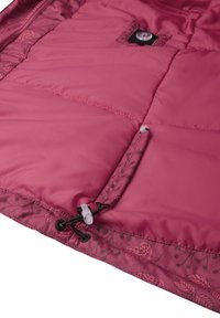 Reima - TAHO - Winter coat - jam red - 4