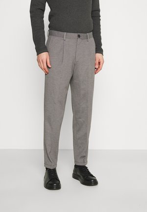 SLHSLIMTAPERED JIM FLEX ANKLE - Bukser - light grey melange