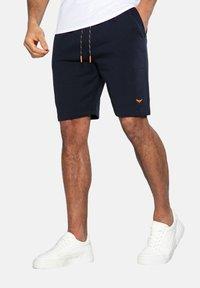 Threadbare - 2 PACK - Shorts - dunkelblau - 1