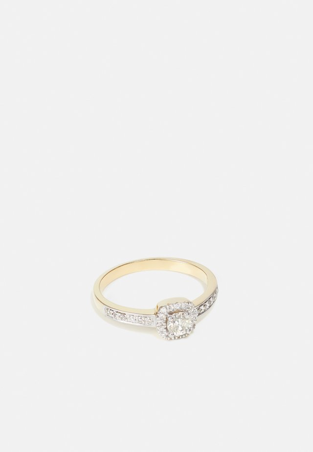 Engagement Ring - Prsten - gold