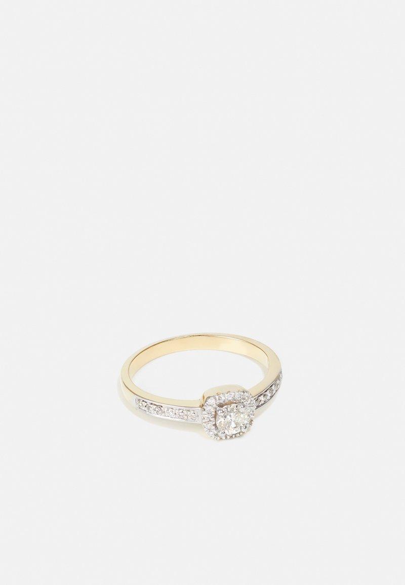 DIAMANT L'ÉTERNEL - Engagement Ring - Ring - gold