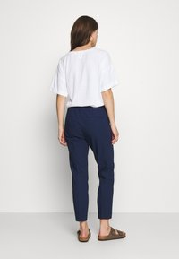 InWear - ZELLA PULL ON PANTS - Kalhoty - ink blue - 2