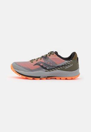 PEREGRINE 11 - Zapatillas de trail running - alloy/olive/vizi