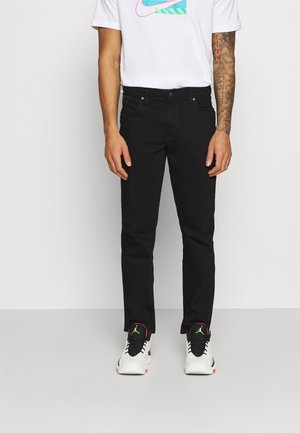 TEXAS - Jeansy Slim Fit - black valley