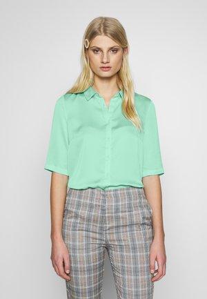 AUDE - Button-down blouse - yucca
