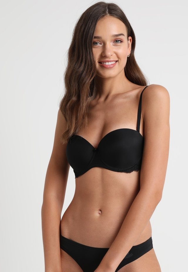 LOVELY - Multiway / Strapless bra - black