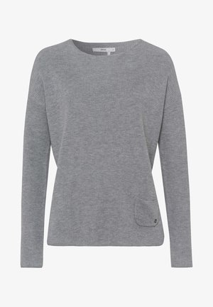 STYLE LIZ - Jumper - mottled grey