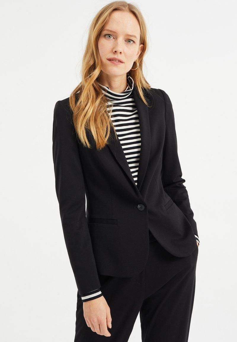 WE Fashion - Blazer - black