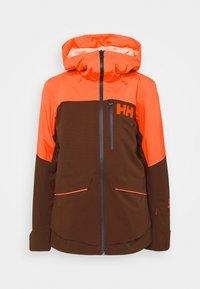 Helly Hansen - POWCHASER LIFALOFT JACKET - Snowboard jacket - wild rose - 4