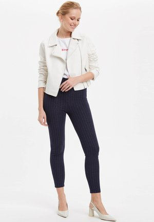 Leggings - Trousers - navy
