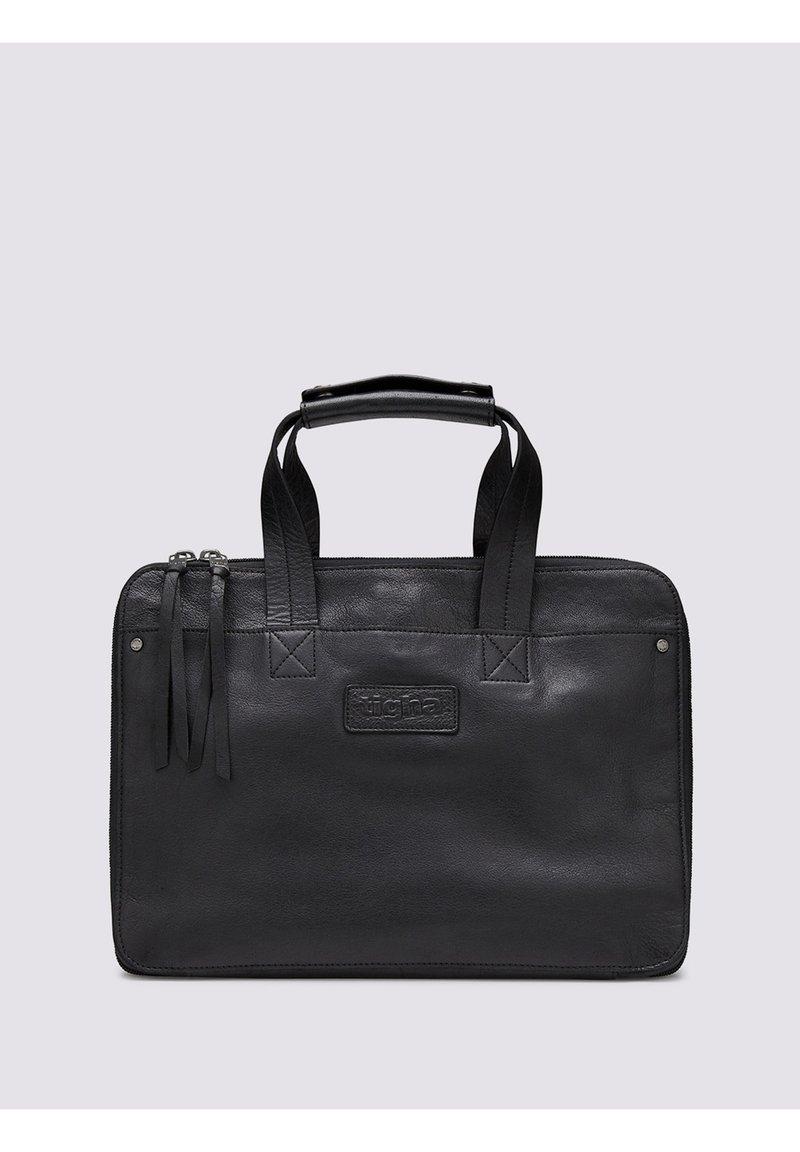 Tigha - SENON - Briefcase - black