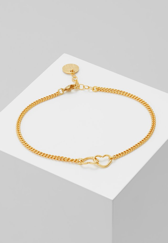 HERZEN - Armband - gold-coloured