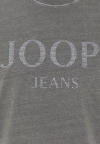 JOOP! Jeans - AMBROS  - Print T-shirt - dark grey - 6
