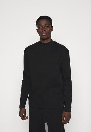 LONGSLEEVE - Pullover - black