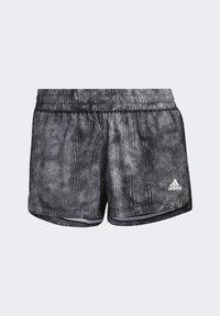 adidas Performance - PACER WOVEN FLORAL SHORTS - Pantaloncini sportivi - black - 6