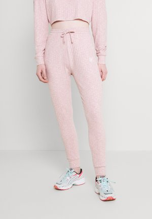 LOUNGE PANTS - Joggebukse - pink