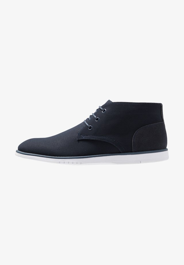 ZAIN - Chaussures à lacets - navy