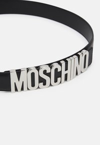 MOSCHINO - UNISEX - Belt - black