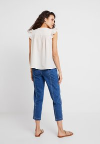 Madewell - BUTTON DOWN FLUTTER SLEEVE - Blouse - off-white - 2