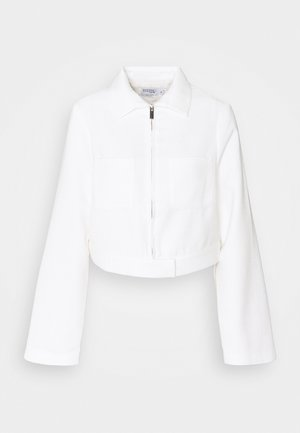 CHEST POCKET JACKET - Lehká bunda - offwhite