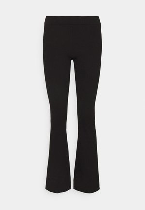 ORINA TROUSERS - Trousers - black