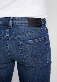 Diesel - BUSTER - Slim fit jeans - blue denim - 3