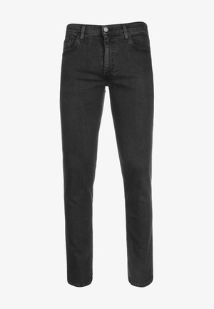 Jeansy Slim Fit - black