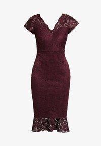 Sista Glam - CALAIS - Sukienka koktajlowa - berry - 6