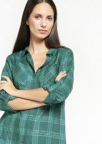 LolaLiza - CHECK - Button-down blouse - green - 4