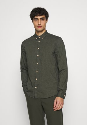 JOHAN DIEGO - Shirt - army melange