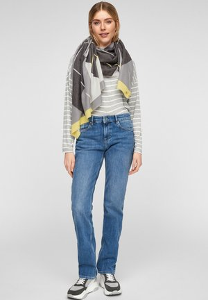 MIT MUSTER - Scarf - black placed print