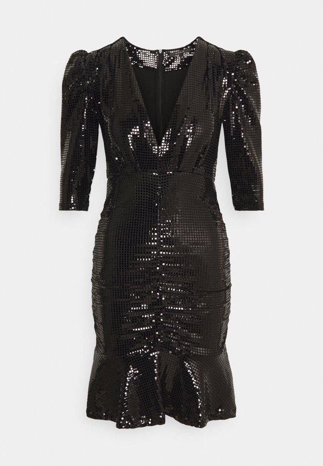 RYLIE DRESS - Cocktailkjoler / festkjoler - black