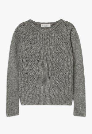 Svetr - grey blend