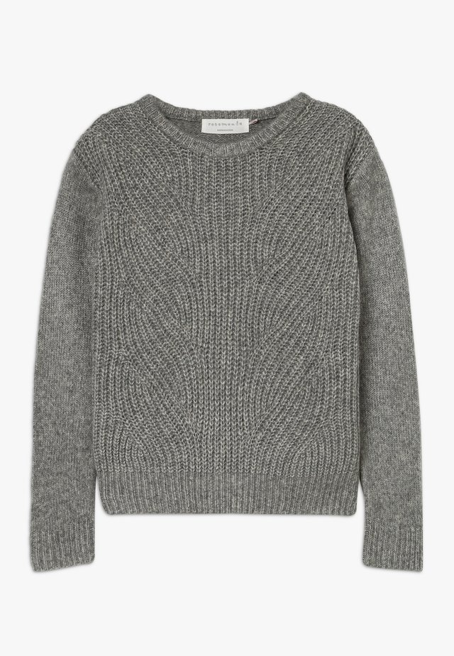 Pullover - grey blend