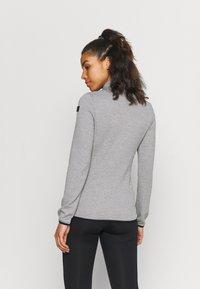 Icepeak - VALENCIEN - Fleece jacket - light grey - 2