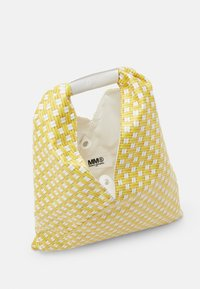 MM6 Maison Margiela - BORSA MANO - Bolso shopping - yellow - 3