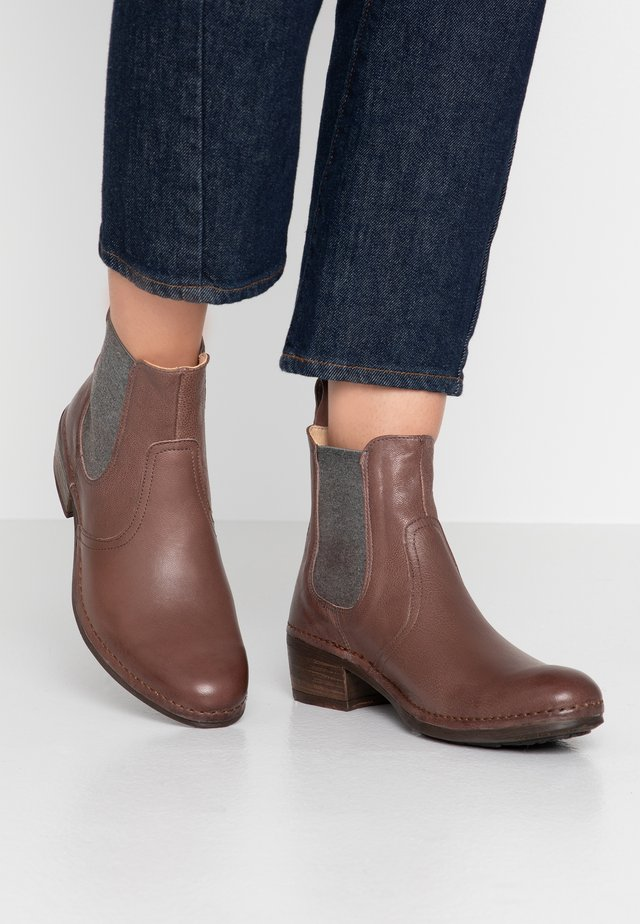 MEDOC - Classic ankle boots - dakota/zinc
