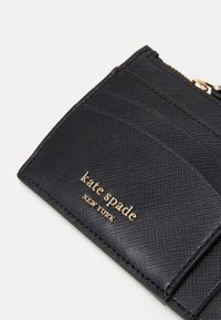 kate spade new york - CARD CASE WRISTLET - Peněženka - black - 3
